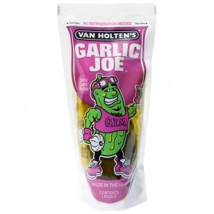 Agurkėlis VAN HOLTENS King Size Garlic Joe