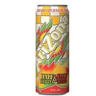 Arizona Half Ice Tea & Half Mango 680ml