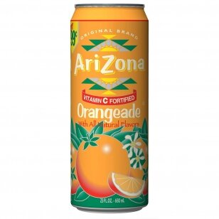 Arizona Orangeade Fruit Juice Coctail 680ml