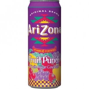 Gaivusis gėrimas ARIZONA (FRUIT PUNCH) 680ml