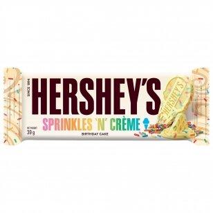 Batonėlis HERSHEY'S Sprinkles n Creme 39g