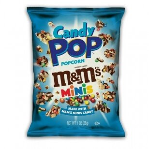 CANDY POP Popcorn M&M 149g