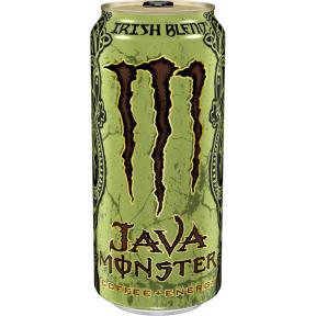 Energetinis gėrimas MONSTER Java Coffee + Energy Irish Blend 443ml