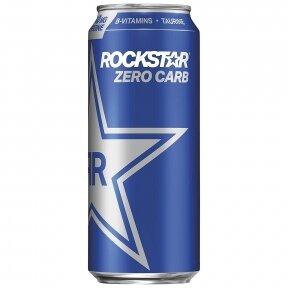Energetinis gėrimas ROCKSTAR Zero Carb 473ml