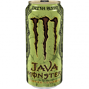 Energetinis gėrimas MONSTER Java Coffee + Energy Irish Blend 443ml