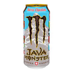 Energetinis gėrimas MONSTER Java Swiss Chocolate 443ml