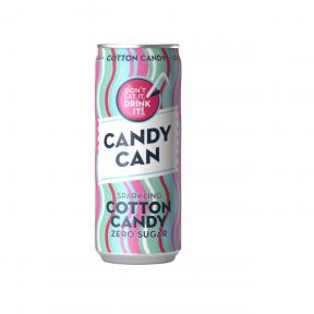 Gaivusis gėrimas CANDY CAN Cotton Candy 330ml