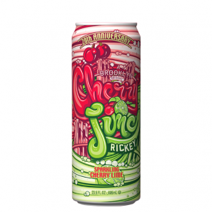 Gaivusis gėrimas ARIZONA CHERRY LIME 680ml