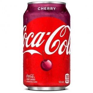 Gaivusis gėrimas Coca Cola Cherry 355ml