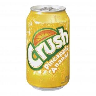 Gaivusis gėrimas CRUSH Pineapple ( ananasų sk.) 355ml