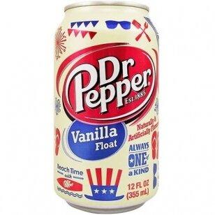 Gaivusis gėrimas DR. PEPPER USA Vanilla Float 355ml