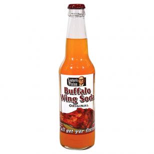 Gaivusis gėrimas LESTER'S Fixin Buffalo Wing Soda 355ml