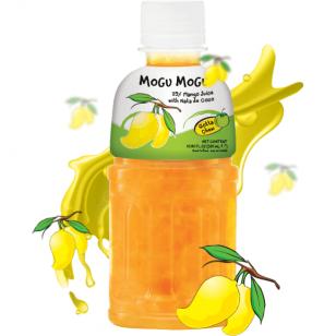 Gaivusis gėrimas MOGU MOGU Mango Nata de Coco 320 ml