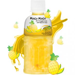 Gaivusis gėrimas MOGU MOGU Pineapple Nata de Coco 320ml
