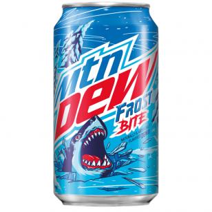 Gaivusis gėrimas MOUNTAIN DEW Frost Bite 355ml