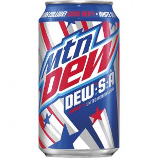 Gaivusis gėrimas MOUNTAIN DEW S.A. 355ml