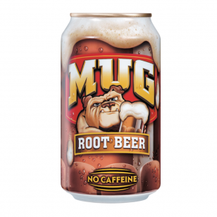 Gaivusis gėrimas MUG ROOT BEER 355ml