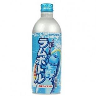 Gaivusis gėrimas RAMUNE SODA 500ml ( Japonija)