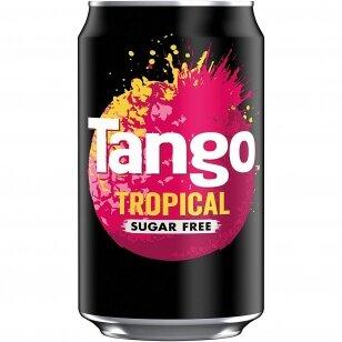 Gaivusis gėrimas TANGO Tropical Sugar free (be cukraus) 330ml