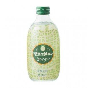 Gaivusis gėrimas TOMOMASU MELON Cider 300ml