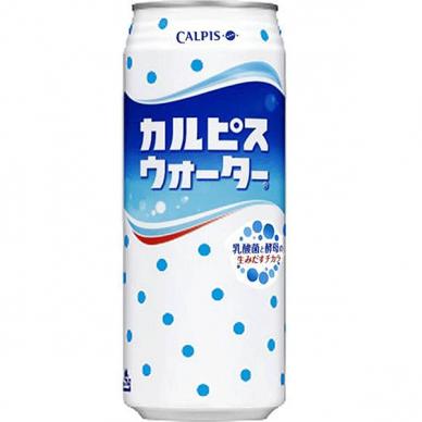 Gaivusis gėrimas CALPIS 350ml