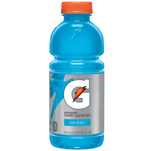 Gėrimas GATORADE (COOL BLUE RASPBERRY) 591ml
