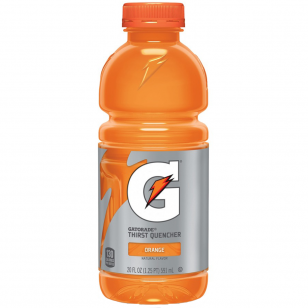 Gėrimas GATORADE (ORANGE) 591ml