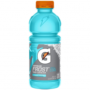 Gėrimas GATORADE (GLACIER FREEZE) 591ml