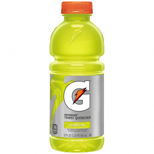 Gėrimas GATORADE (LEMON LIME) 591m.