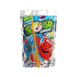 Gėrimas KOOL AID Sour Tropical Punch 177ml