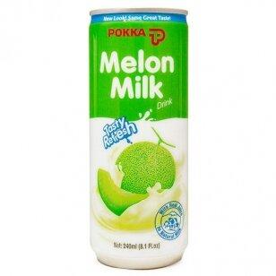 Gėrimas POKKA MELON MILK DRINK 240ml