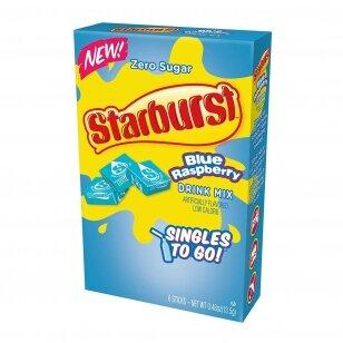 Gėrimas STARBURST Zero Sugar Blue Raspberry Singles to go 6pak
