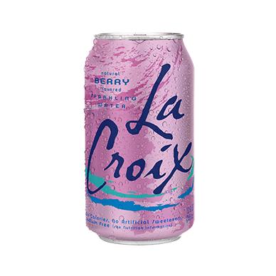 Gaivusis gėrimas La Croix Berry sparkling water (uogų skonio) 355ml