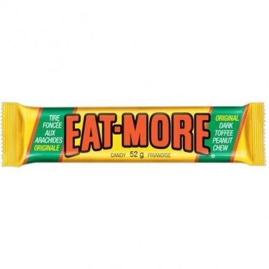 Batonėlis HERSHEY'S  Eat More 52g