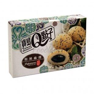 Japoniški pyragėliai MOCHI COCONUT SESAME 210g