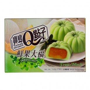 Japoniški pyragėliai MOCHI Melon 210g