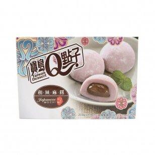 Japoniški pyragėliai MOCHI Taro 210g
