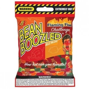 Jelly Belly Beanboozled Flaming Five 54g