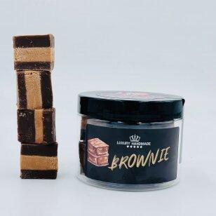 Karamelė BROWNIE 300g
