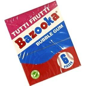 Kramtomoji guma BAZOOKA Original 33g