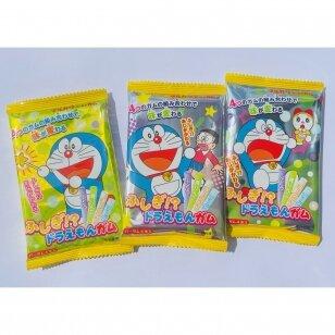 Kramtomoji guma DORAEMON CHEWING GUM MIX'N MATCH (1 pakuotė)