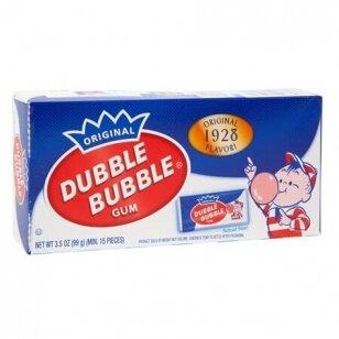 Kramtomoji guma DUBBLE BUBBLE ORIGINAL 99g