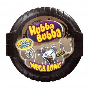 Kramtomoji guma Hubba Bubba Mega Long COLA 56g