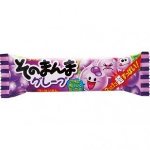Kramtomoji guma SONOMANMA GRAPE 14,4g