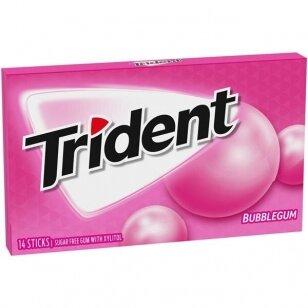 Kramtomoji guma TRIDENT Bubblegum