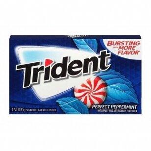 Kramtomoji guma TRIDENT Perfect Mint