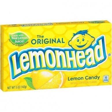 Kramtomieji  saldainiai LEMONHEAD (ORIGINAL), 22g
