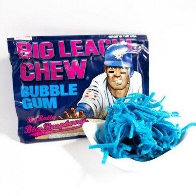 Kramtomoji guma BIG LEAGUE GUM ( aviečių skonio) 2