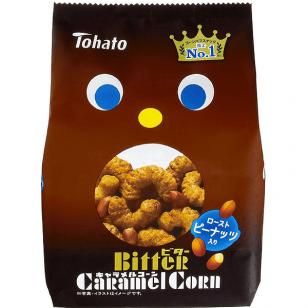 Kukurūzai CARAMEL CORN Bitter 77g