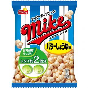 Kukurūzų spragėsiai MIKE POP CORN BUTTER & SHOYU 50g